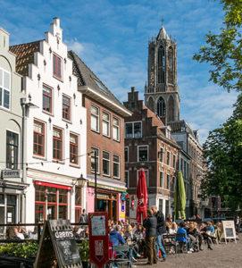 terassen in het centrum van Utrecht